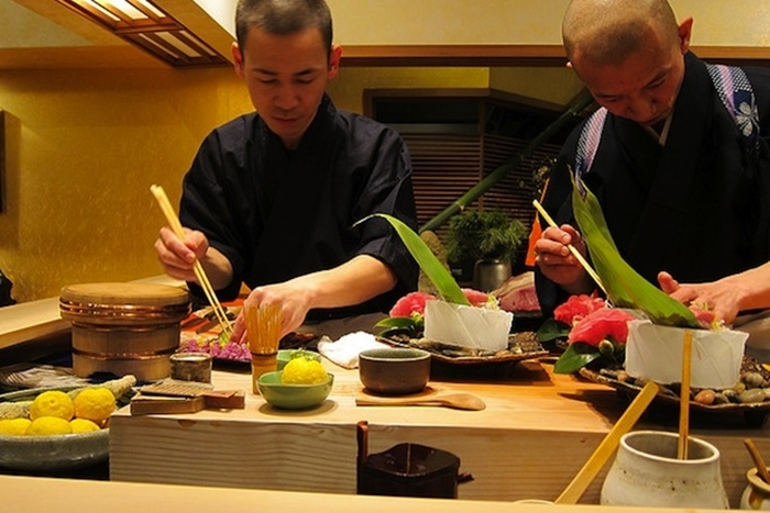 Most Expensive Tasting Menus In The World - Urasawa - Los Angeles –  $400
