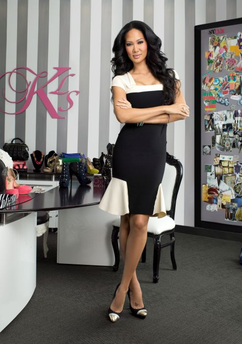 Most Infamous Gold Diggers  Top 10 8. Kimora Lee Simmons