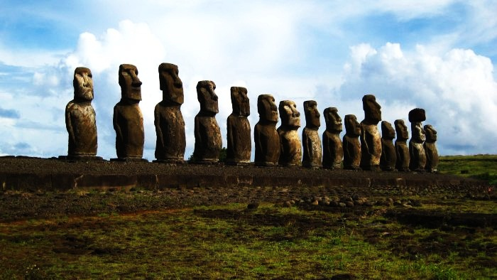 Most Isolated Communities on Earth  Top 10 10. Easter Island, Chile