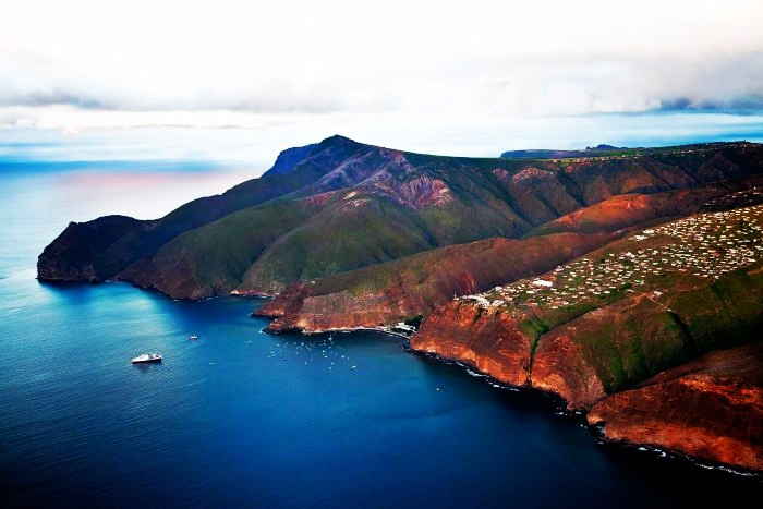 Most Isolated Communities on Earth  Top 10 9. Saint Helena