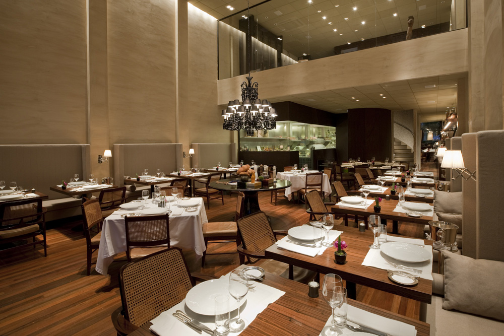 The Most Prestigious Restaurants In The World - 6. D.O.M., Sao Paulo