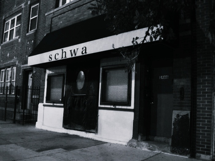 Toughest Restaurant Reservations in the World 10. Schwa, Chicago, Illinois - 3 weeks