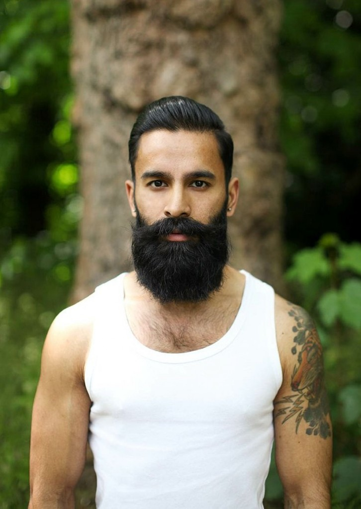 Astonishing 2015 Hairstyles With Beard Best Hairstyles Short Hairstyles Gunalazisus