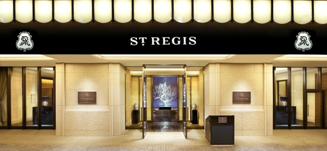 Family Traditions At St. Regis Hotels
