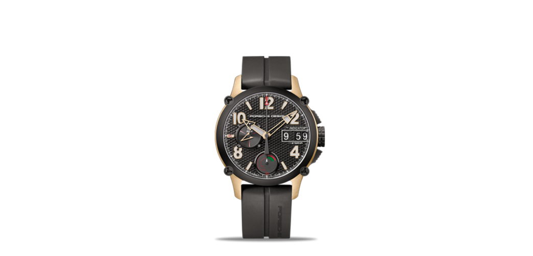 Most Expensive Porsche Design Watches | TOP 10 N1. P'6910 Indicator in rose gold -$269,451