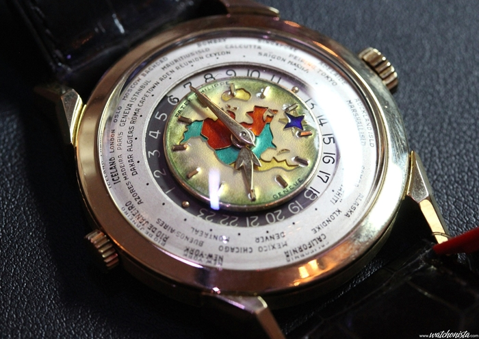 10.Reference 2523 World Time | Most Expensive Patek Philippe Watches | Top 10