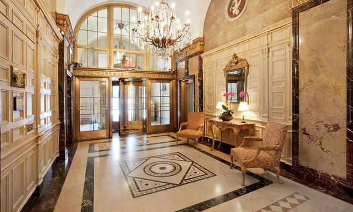 Most expensive penthouses in new york top 10 for Most expensive hotel in nyc