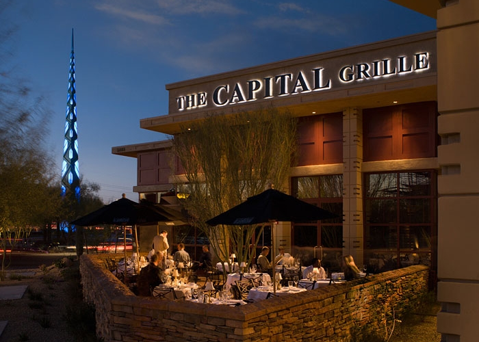 The Capital Grille Best Luxury Restaurants In Dallas Top 10