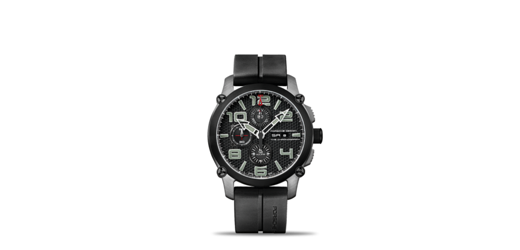 Most Expensive Porsche Design Watches | TOP 10 N7. P'6930 The Chronograph -$10,136