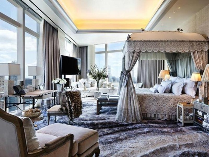 Most expensive penthouses in new york top 10 for Luxury penthouses in nyc