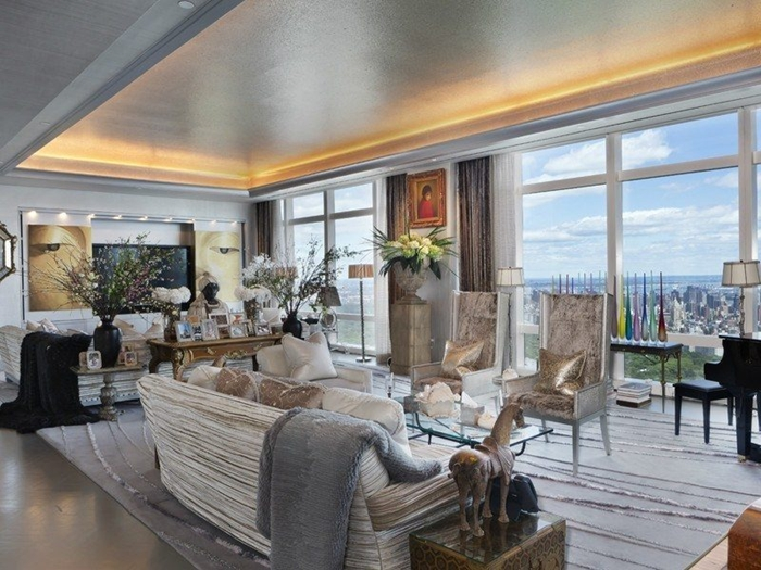 8.Time Warner Center Penthouse  | Most Expensive Penthouses In New York | Top 10