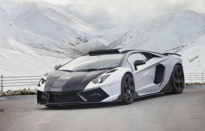 #9 Lamborghini Mansory Carbonado GT - Price $2 million | Most Expensive Lamborghini Cars | Top 10