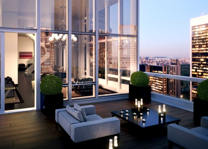 9.Baccarat Penthouse | Most Expensive Penthouses in New York | Top 10