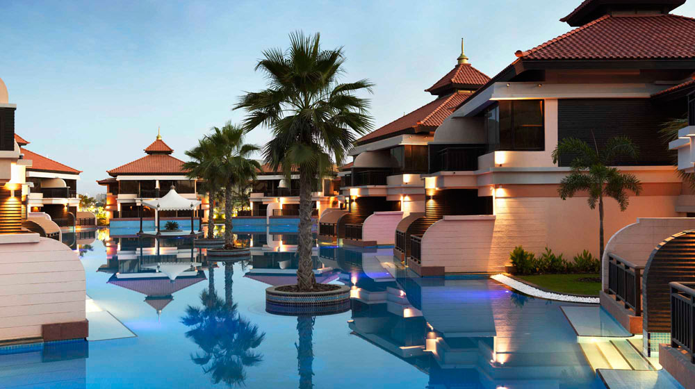 Best Hotels In Dubai Top 10 - Anantara Dubai The Palm Resort & Spa