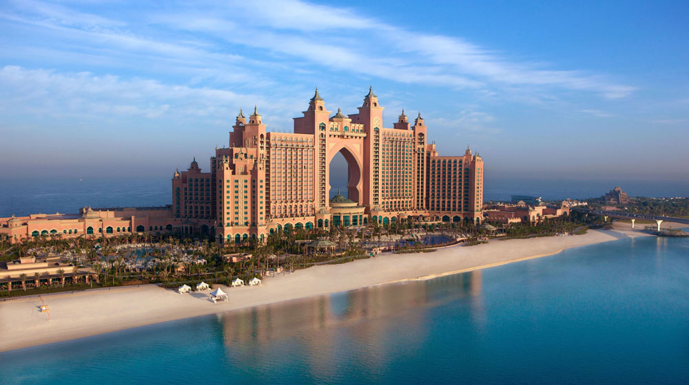 Best hotels in dubai top 10 for Coolest hotels in dubai