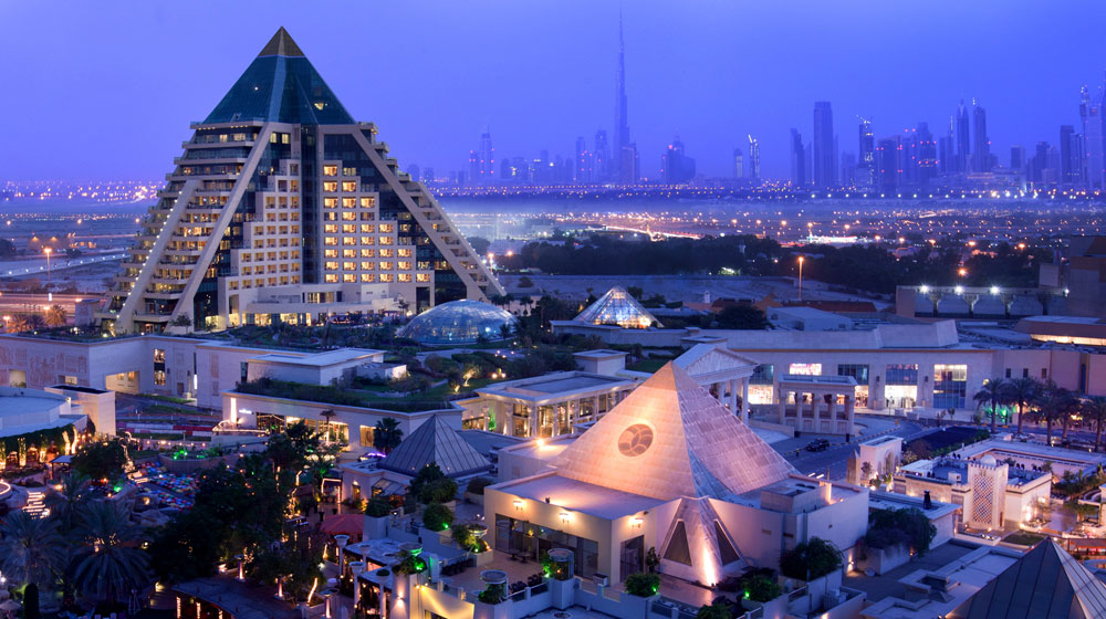 Best hotels in dubai top 10 for Top resorts in dubai