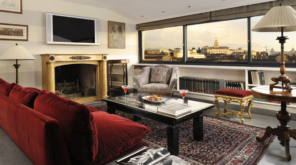 Best Hotels In Rome Top 10 - Hotel D'Inghilterra