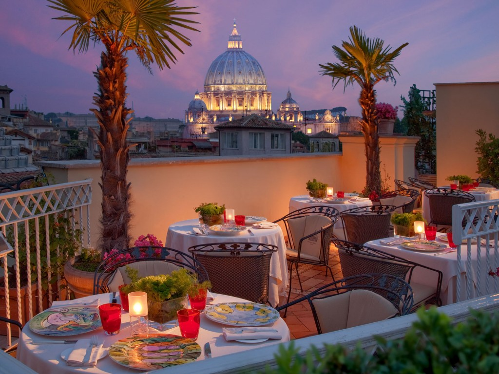 Best Hotels In Rome Top 10 - Hotel Raphael
