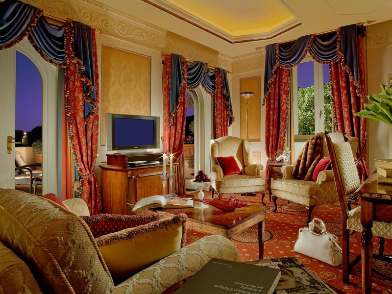 Best hotels in rome top 10 for Top design hotels rome