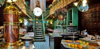 Best Luxury Restaurants In Brussels - 8. La Quincaillerie