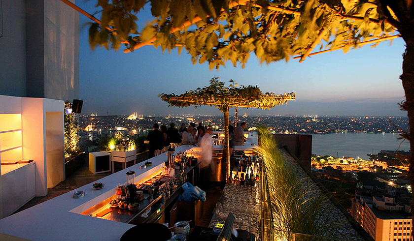 Best Luxury Restaurants In Istanbul - Mikla