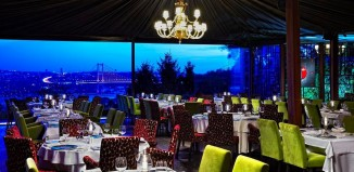 Best Luxury Restaurants In Istanbul - Sunset Grill & Bar