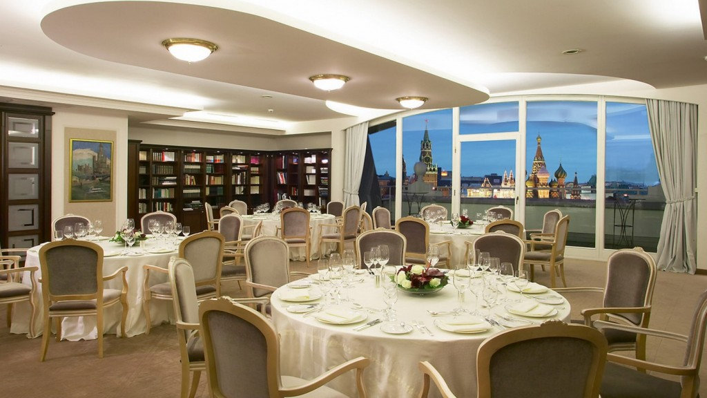 Best Luxury Restaurants In Moscow Top 10 - Baltschug Kempinski