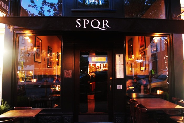 Best Luxury Restaurants in San Francisco  Top 10 10. SPQR