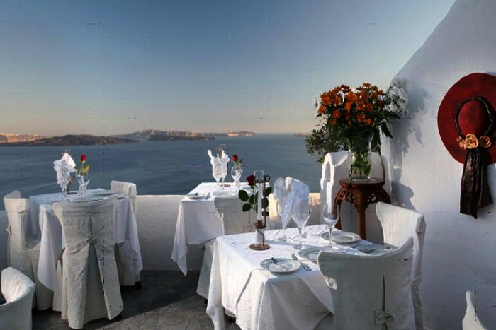 Best Luxury Restaurants in Santorini Top 10 2. Ambrosia