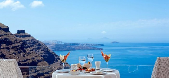 Best Luxury Restaurants in Santorini | Top 10