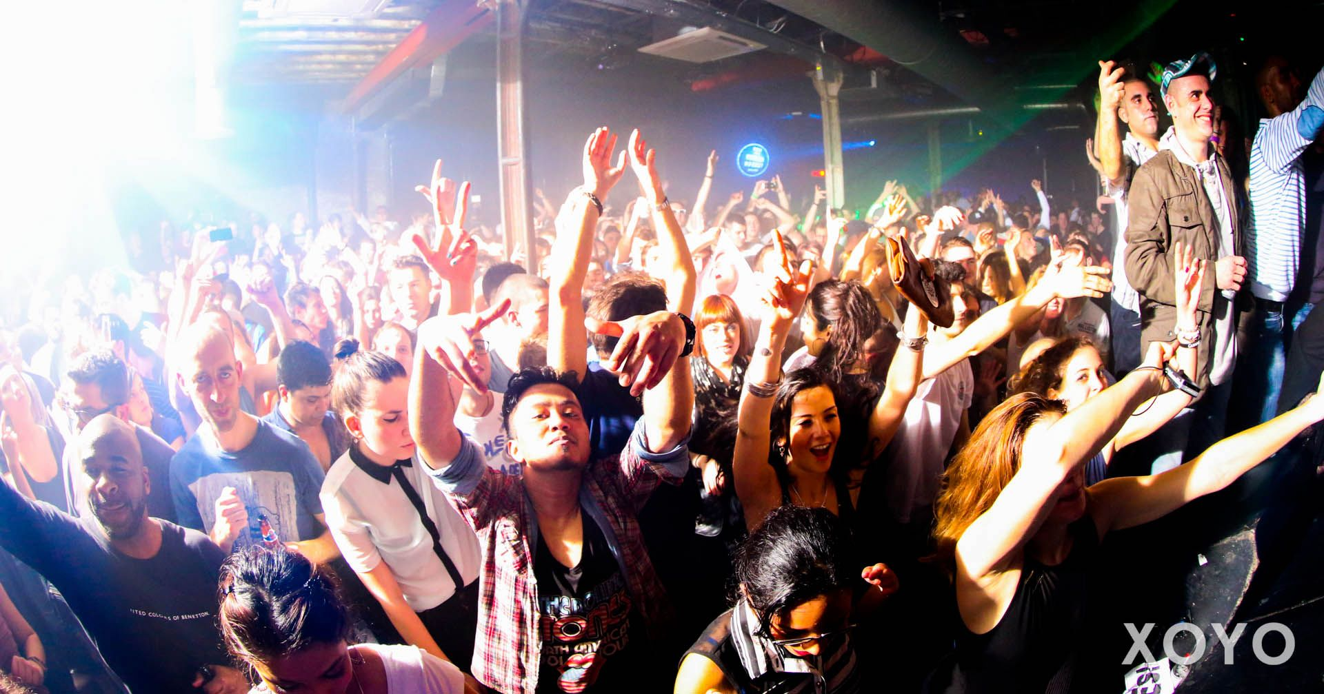 Best Nightclubs In London - XOYO