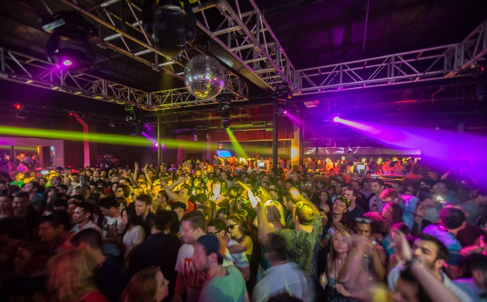 Best Nightclubs In Miami Top 10 - Club Space