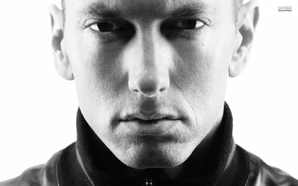 Highest Paid Hip Hop Singers In 2014 - 10. Eminem - $18 Million (via www.superbwallpapers.com)