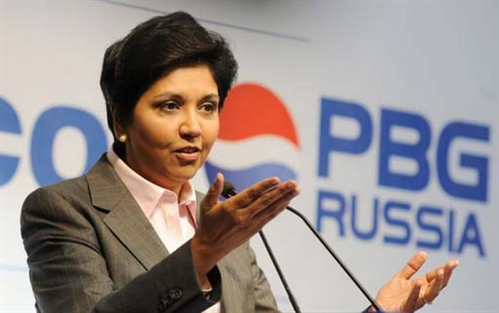 10.Indra K. Nooyi - $14.3 million | Highest Paid Women in America | Image Source: www.sify.com