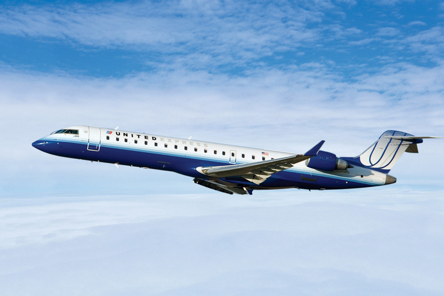Most Expensive Airplane Flights To Board - 10. Skywest DBA United Express - Texas to London (via axplorer.com)