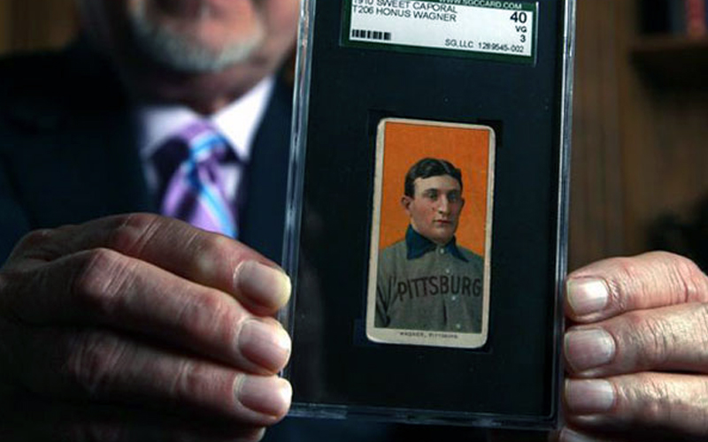 The Ten Most Expensive Baseball Cards Ealuxecom