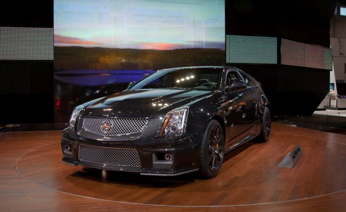 #9 Cadillac CTS-V Coupe - Price: $80.000 | Most Expensive Cadillac Cars in the World | Top 10 [ Image Source: picpicx.com]