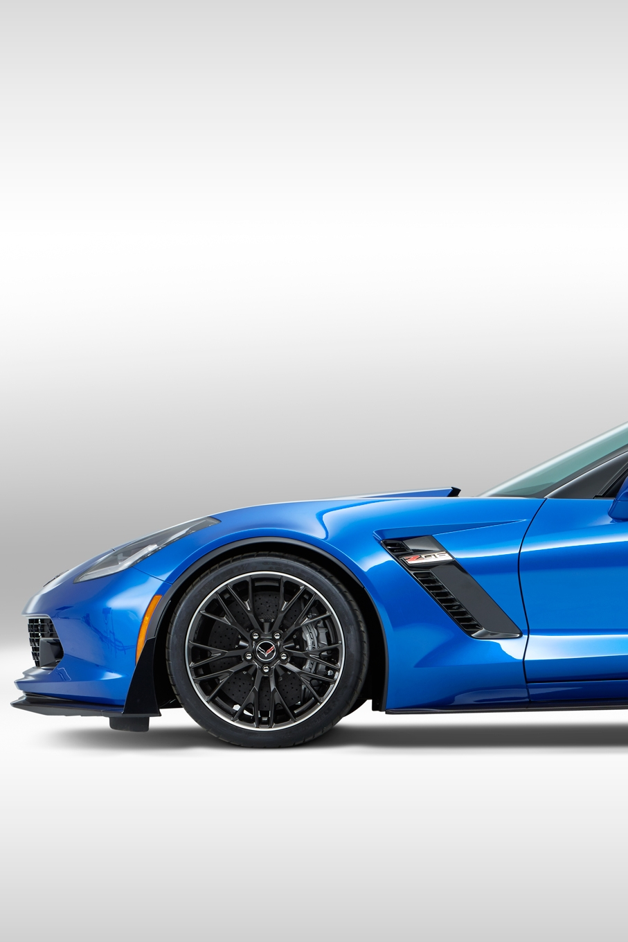 Most Expensive Chevrolet Cars - Chevrolet Corvette Z06 Convertible