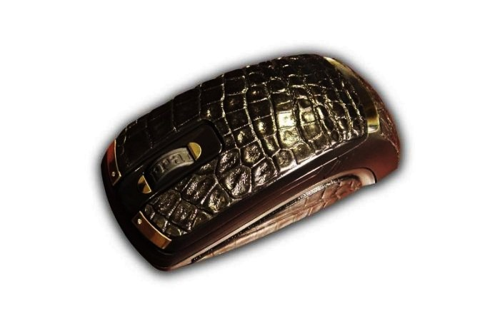 #10 Crocodile Skin Gold Mouse Ferrari - Price: $17.258 | Most Expensive Computer Mice | Top 10