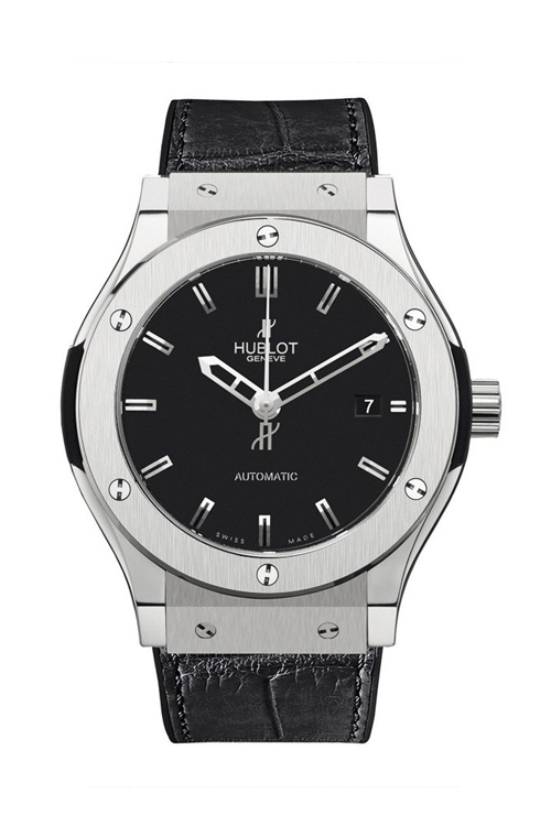 Most Expensive Hublot Watches TOP 10 N10. Hublot Classic Fusion Zirconium – $160,000
