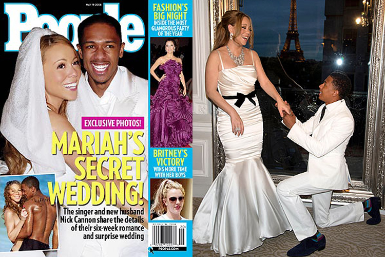 Most Expensive Magazine Covers Ever Shot Top 10 N8 People S Cover Of Mariah Carey