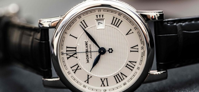 Most Expensive Montblanc Watches