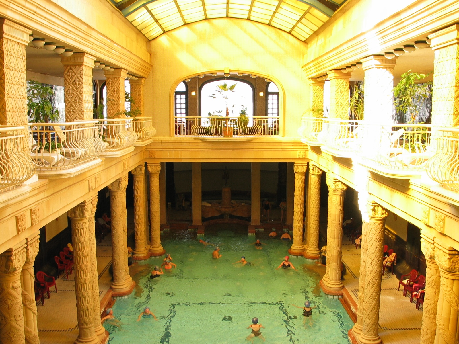 Most Expensive Pools In The World - Gellert Thermal BathsMost Expensive Pools In The World - Gellert Thermal Baths
