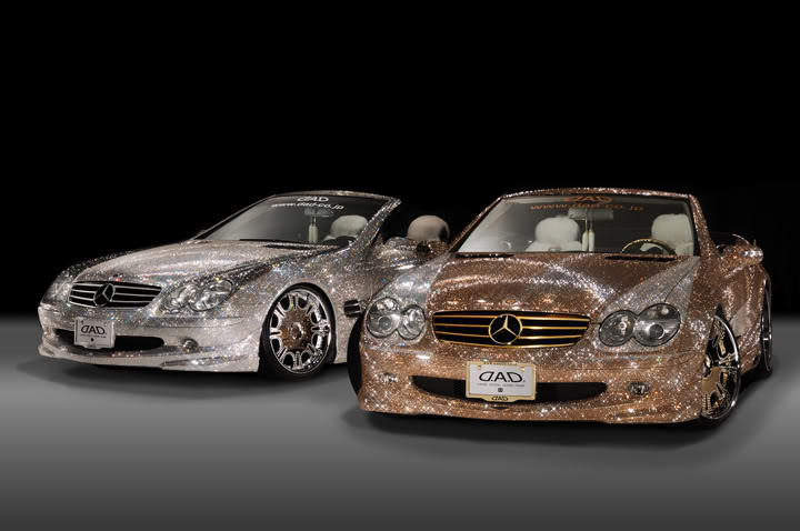 Most expensive swarovski collaborations top 10 for The most expensive mercedes benz