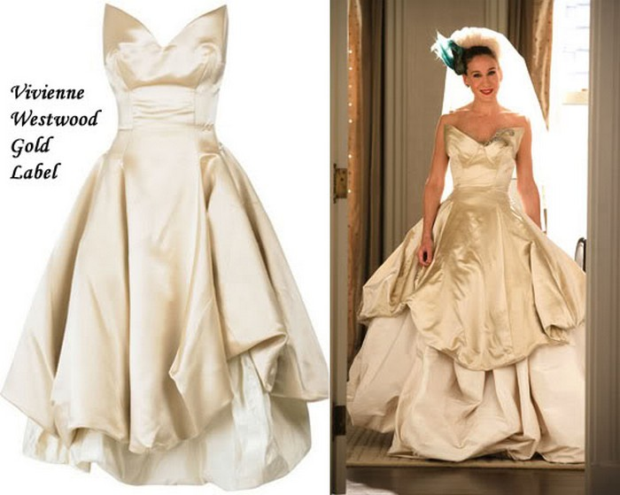 Lily Wedding Gown 9 875 Most Expensive Vivienne Westwood Dresses