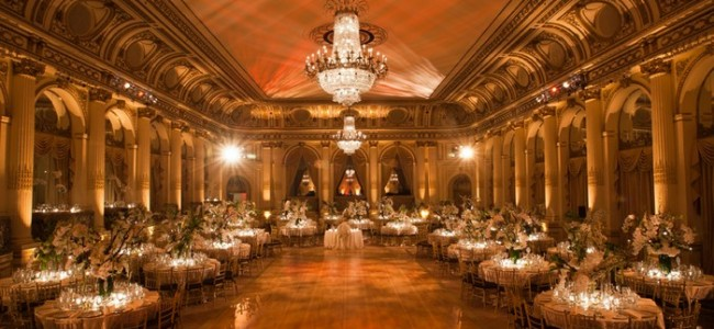 Most Expensive Wedding Venues in New York