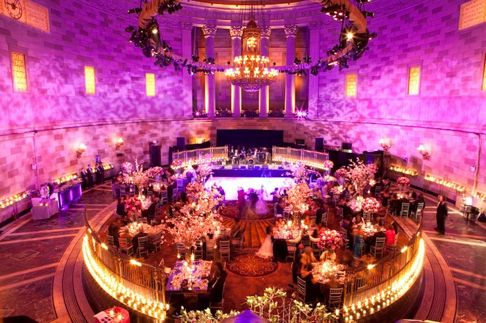 Most expensive wedding venues in new york alux gotham hall most expensive wedding venues in new york junglespirit Choice Image