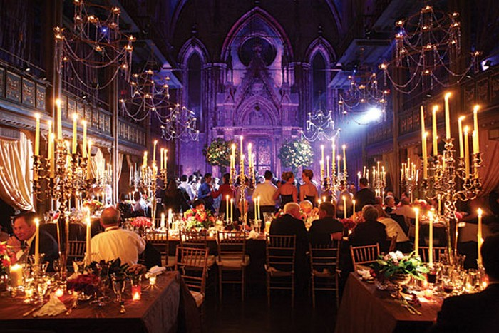 Angel Orensanz Center Most Expensive Wedding Venues In New York