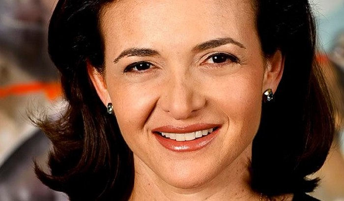 10.Sheryl Sandberg - COO at Facebook | Most Powerful Business Women | Image Source: images.businessweek.com