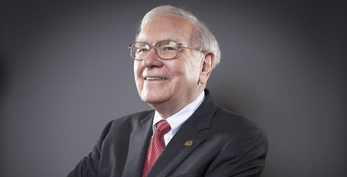 Richest CEOs In The World - 1. Warren Buffett